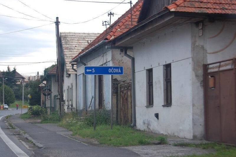 ocova slovacia