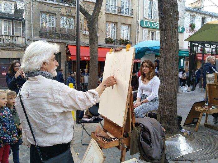 pictor montmartre