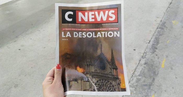 c news la desolation