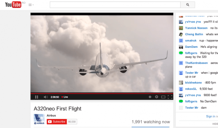 airbus a320 neo youtube