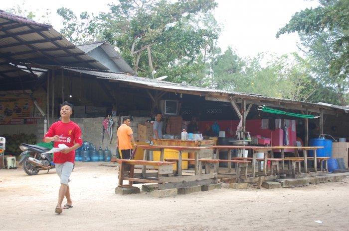 teluk bakau bay view