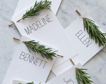 idei nuntă rustică