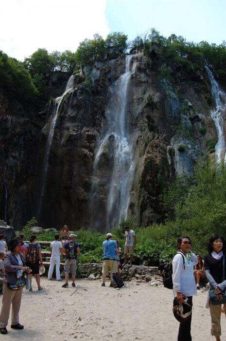 cascada mare plitvice