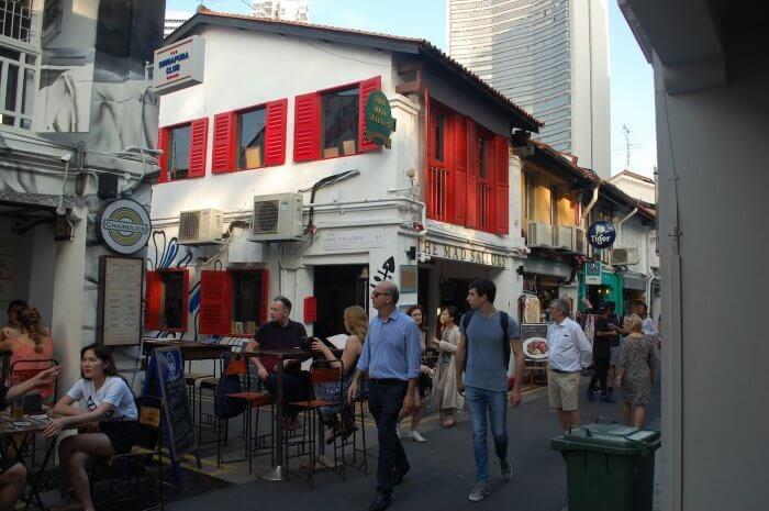 atracții singapore