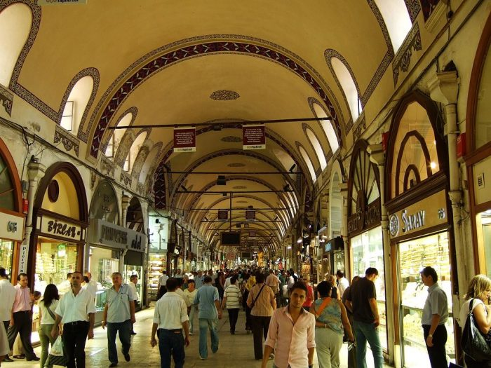 marele bazar istanbul