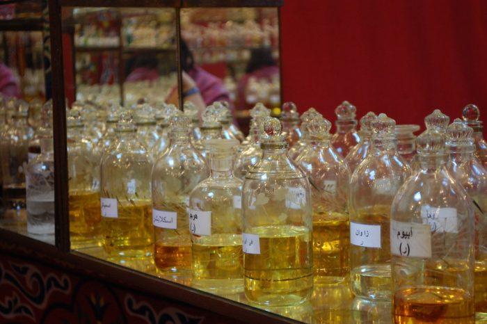 esențe de parfum