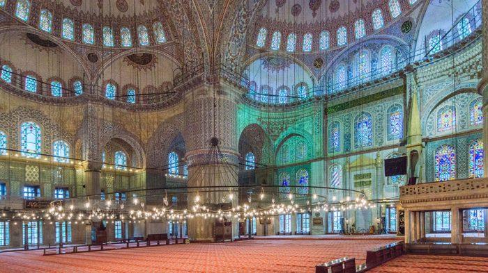 istanbul moscheea albastră