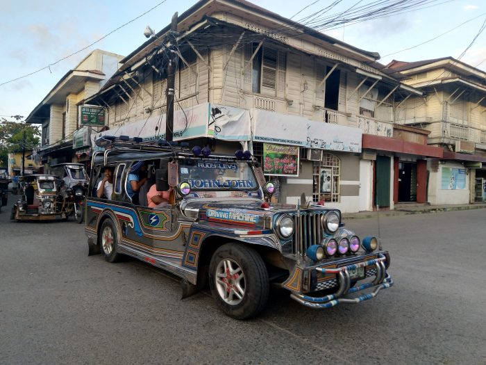 jeepney boac