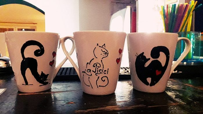 la pisici cafe