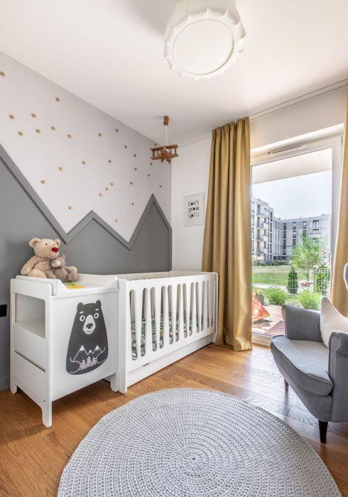protecie pat camera copilului
