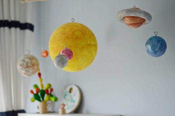 sistem solar camera copilului