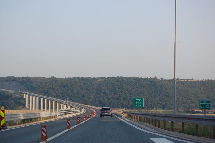 autostradă croația