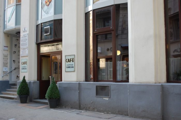 cafe leopold hawelka