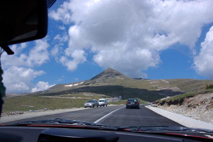 drumuri montane românia
