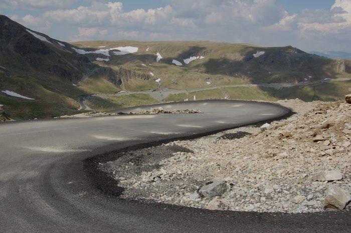 șosea alpină
