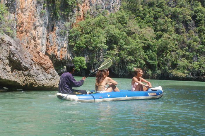 canoe thailanda