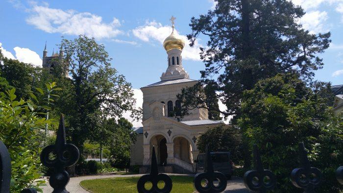 biserică ortodoxă vevey