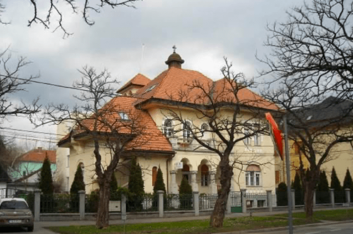 vila klein timișoara