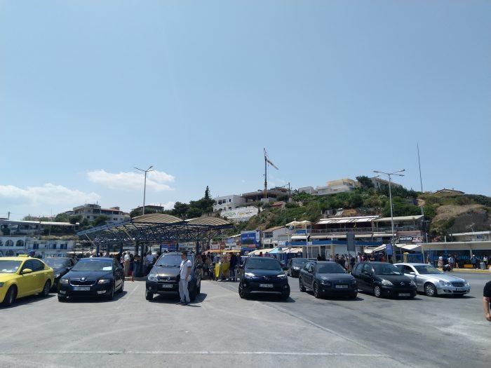 port rafina