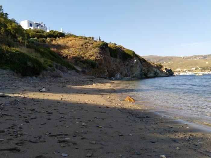 plajă privată